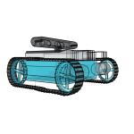 concept phase II  - back Xray