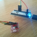 BMP180 and Arduino Micro