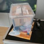 TUBAF-OpenDay2014 - the aMoSeRo traveling box