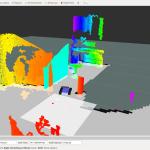 3D Mapping: crossing a door