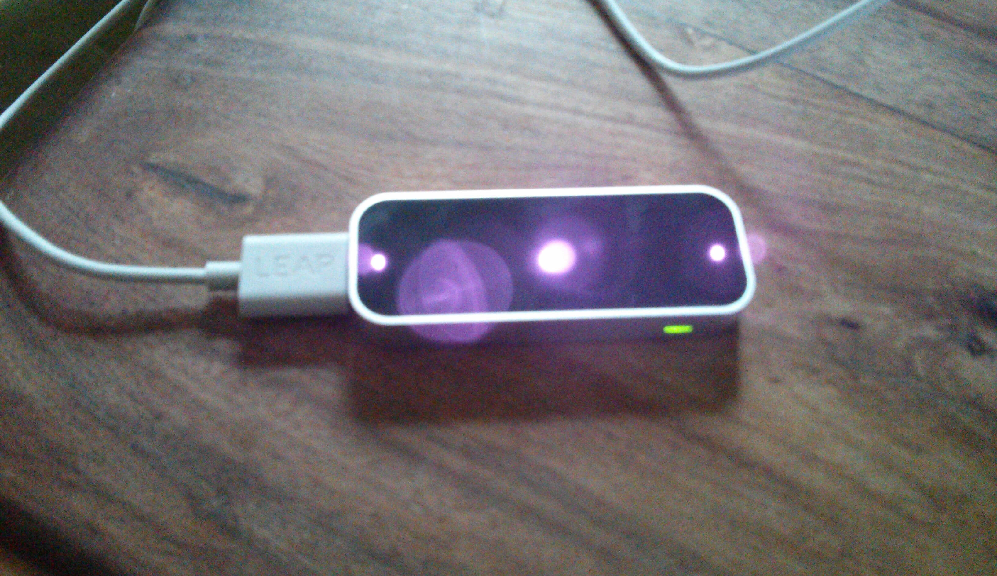 LeapMotionDevice