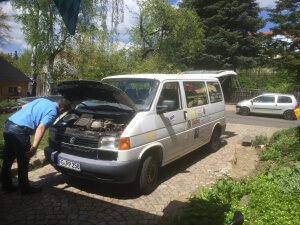 VW T4 -B2B - May 2016 Open Doors