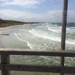 May Baltic Sea Trip - Wustrow - Sea brigde