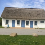 May Baltic Sea Trip - Wustrow, public toilets, the holy grale to offgird camping