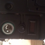 T4 . Voltmeter adjustment - front placement