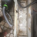 VW T4 Project – War against Rust – Battle V - Sill Part One - vacuum cleaner approach