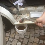 VW T4 Project – War against Rust – Battle V - Sill Part One - flushing approach
