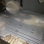 VW T4 Project – War against Rust – Battle VI - Interioir - from the side