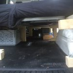 VW T4 Project – Interior construction – Realization - final assemlby