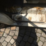 VW T4 Project – War against Rust – Battle V – Sill Part Two - weldet sill top