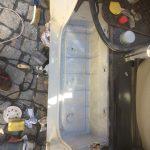 VW T4 Project – War against Rust – Battle V – Sill Part Two - undercoat