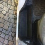 VW T4 Project – War against Rust – Battle V – Sill Part Two - final result - as good as new