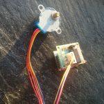28BYI-48 stepper motor with Wifi - final setup