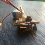 28BYI-48 stepper motor with Wifi - final setup 4