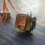 28BYI-48 stepper motor with Wifi - final setup 3