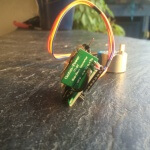 28BYI-48 stepper motor with Wifi -final setup 2