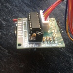 28BYI-48 stepper motor with Wifi ULN2003a driver board